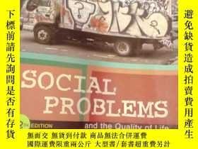 二手書博民逛書店Social罕見Problems and the Quality