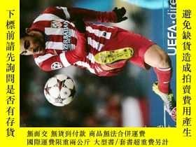 二手書博民逛書店UEFA罕見Direct NO.135 2014 1-2 足球歐足聯的官方雜誌Y14610