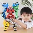 鋼鐵飛龍2奧特曼變形玩具金剛5恐龍機器人全套裝模型男孩手辦 潮流前線