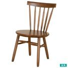 ◎實木餐椅 NUTS 橡膠木 NITOR...