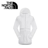 【The North Face 女 風衣外套 白 】 NF00CG2B/風衣外套/防風外套/薄外套