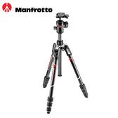 ◎相機專家◎ Manfrotto Befree Advanced 碳纖維三腳架套組 MKBFRTC4-BH 公司貨