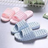 室內拖-居家簡約洞洞防滑室內拖鞋 浴室拖鞋 情侶鞋 拖鞋【AN SHOP】