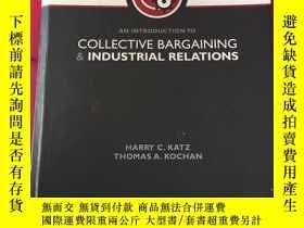 二手書博民逛書店An罕見Introduction To Collective B