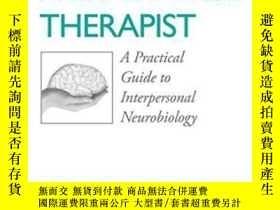 二手書博民逛書店Being罕見A Brain-wise Therapist: A