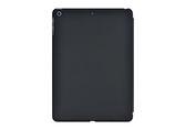 【唐吉】POWER SUPPORT iPad 9.7 專用(2018/2017版本) Air Jacket 保護殼 - 純黑(可裝SmartCover)