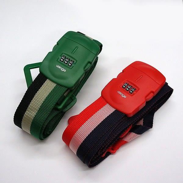 Verage 十字三碼束帶-旅行箱 綁帶/束帶『紅』379-5304 │戶外│旅遊│出國│行李束帶
