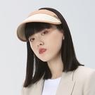 【ISW】編織帽髮箍款- 柑橘茶 (兩色可選)