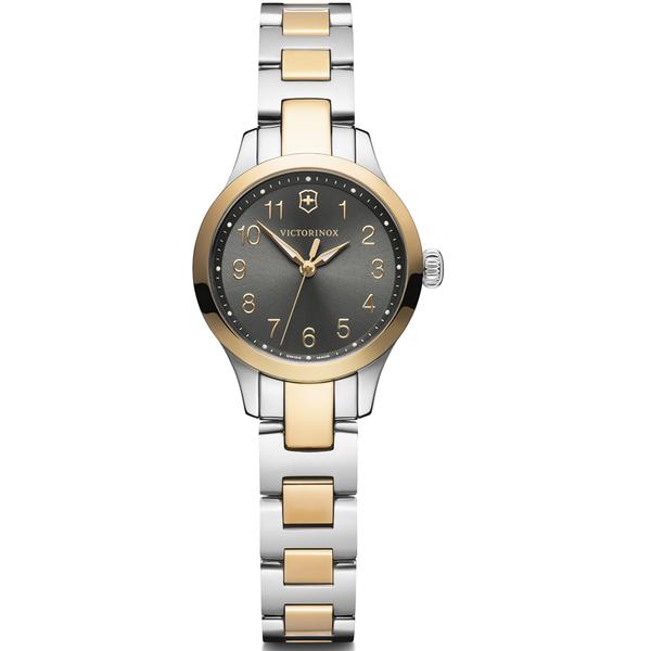 VICTORINOX SWISS ARMY瑞士維氏Alliance XS現代時尚女錶 VISA-241841 黑面