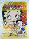 【震撼精品百貨】Betty Boop_貝蒂~掀開式文件夾-黃國旗