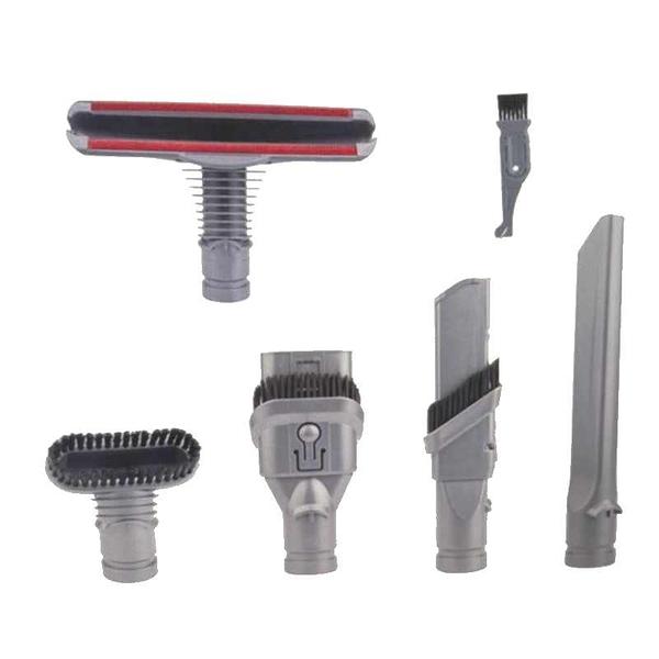 [107美國直購] 戴森配件 I-clean 5pcs Dyson V6 Cord Free Vacuum Cleaner Parts, Replacement Dyson