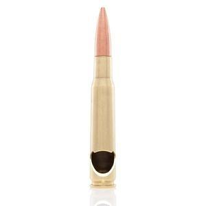 LUCKY SHOT 50 Cal BMG 子彈開瓶器 金