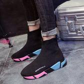 襪靴 彈力襪子鞋 高幫鞋 運動鞋 襪靴