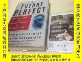 二手書博民逛書店英文原版罕見A future Perfect - the Ess