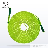 跳繩長繩學生團體表演廣場多人跳竹節花樣交互繩810 14 18M米 夏季新品