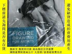 二手書博民逛書店Figure罕見Drawing for Artists:Maki