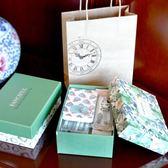 韓國綠野森林文具禮盒小學學習用品禮包中學生套裝禮送禮袋【全館免運】