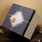 Bay 禮盒 正方形 禮品盒 伴手禮物盒 包裝盒