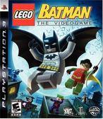 PS3 樂高蝙蝠俠(美版代購)