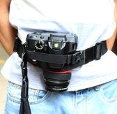 相機帶 單反相機固定腰帶 相機登山防甩帶 騎行腰包帶 攝影包腰帶 玩趣3C