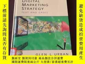 二手書博民逛書店Digital罕見Marketing Strategy Text