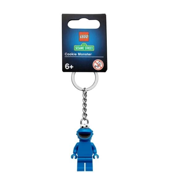 正版 LEGO 樂高鑰匙圈 cookie master 餅乾怪獸 人偶鑰匙圈 鎖圈 吊飾 COCOS FG280