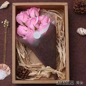 香皂玫瑰花創意特別實用走心的女生日禮物
