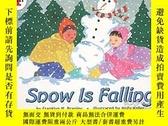 二手書博民逛書店Snow罕見Is FallingY255562 Branley, Franklyn Mansfield  Ke