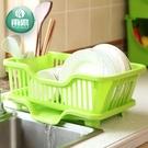 碗筷置物架廚房瀝水碗架帶蓋碗筷餐具收納盒 NMS樂活生活館