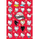 【P2 拼圖】三麗鷗 Hello Kitty-【45周年系列】經典時尚(1000pcs) HP01000-127