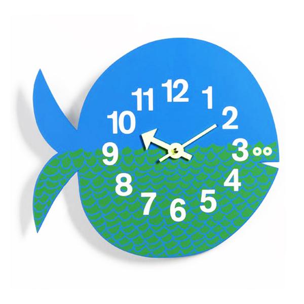 時鐘 簡約 掛鐘 鐘 壁鐘【R0010】GN動物園掛鐘 Zoo Timer Clock(三色) 收納專科