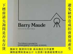 二手書博民逛書店COMMUNICATION罕見AT WORK , BARRY M