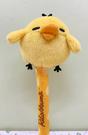 【震撼精品百貨】Rilakkuma San-X 拉拉熊懶懶熊~拉拉熊絨毛造型原子筆/中性筆-小雞餅乾#26034