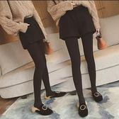 寬褲  新款毛呢短褲韓版高腰寬松打底呢子闊腿短褲
