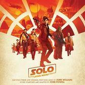 星際大戰外傳 韓索羅 電影原聲帶 CD Solo A Star Wars Story O.S.T. 免運 (購潮8)