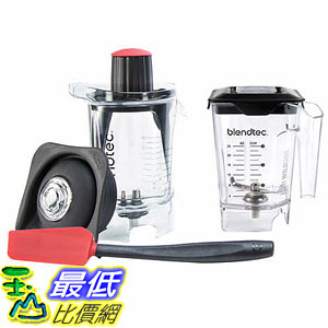 [107美國直購] 容杯組 Blendtec Mini Wildside+ and Twister Jar Bundle A1157367