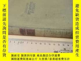二手書博民逛書店1927年版罕見德文原版花體字 布面精裝小說 蕭伯納作品 Der Amateur-SozialistY7215