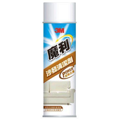 【奇奇文具】3M 魔利 沙發清潔劑/沙發清潔液 (19Oz)