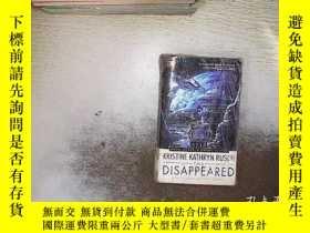 二手書博民逛書店THE罕見DISAPPEARED 消失了Y261116