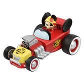 【震撼精品百貨】Micky Mouse_米奇/米妮 ~迪士尼小汽車 米奇妙妙車隊 米奇音效迴力車