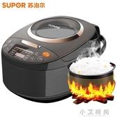煮飯電子鍋4L可視電鍋家用1智慧多功能全自動5人6 小艾時尚.NMS