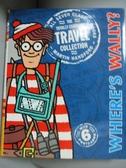【書寶二手書T1/少年童書_NAA】Where's Wally? The Totally Essential Travel..._Martin Handford