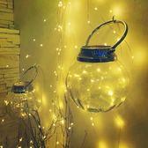 led銅線燈2032電池小彩燈閃燈串燈滿天星星婚慶裝飾房間火樹銀花WZ3765【極致男人】TW