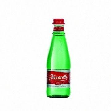 【義大利法拉蕊Ferrarelle】天然氣泡礦泉水330m*2瓶【合迷雅好物超級商城】