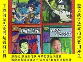 二手書博民逛書店RAPID[OVER罕見AND OUT, ON THE BALL
