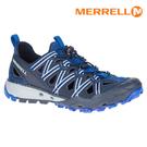 MERRELL 男 ML033541 水陸兩用鞋 CHOPROCK SHANDAL【深藍-寶藍】/ 城市綠洲 (快速排水、抗菌防臭)