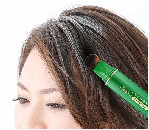 ▶現貨◀【三色可選】日本 日高昆布 白髮 快速 遮蓋 染髮筆 染髮劑【小福部屋】