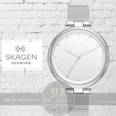 SKAGEN丹麥設計品牌都會極簡時尚腕錶SKW2485公司貨/極簡/北歐/設計師