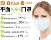 【虹韻助聽器】明基口腔 N95平面口罩(30入)