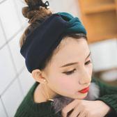 聖誕狂歡節 韓國寬邊個性甜美森女系發帶 簡約防滑成人歐美百搭短發韓版頭飾
